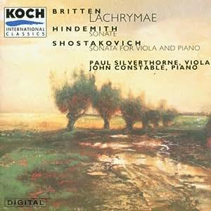Sonata for Viola & Piano