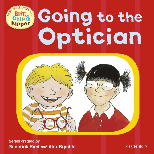 Going to the optician