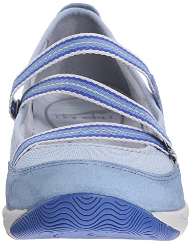 Dansko Hazel Femmes Toile Baskets Light Blue