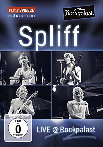 Spliff - Live At Rockpalast (Kultur Spiegel) - 4-track-lichter