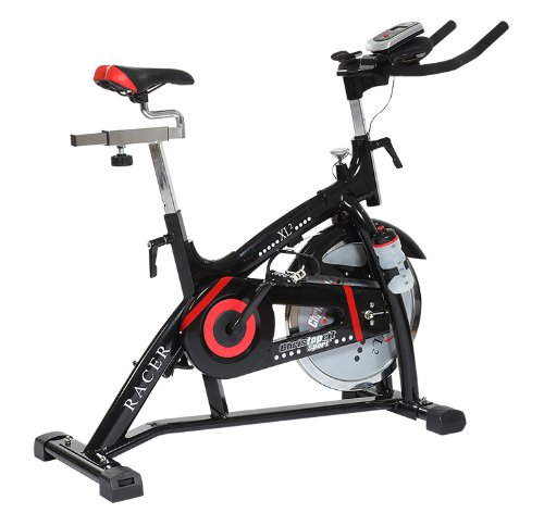Christopeit Heimtrainer Racer Bike XL 2 - 4