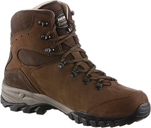 Meindl Chaussures de randonnée pour homme Meran marron foncé