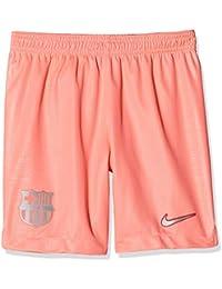 Nike Infantil FC Barcelona Breathe Stadium 3rd Pantalones Cortos c2e1e8335e436