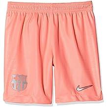 46d546f149217 Nike Infantil FC Barcelona Breathe Stadium 3rd Pantalones Cortos
