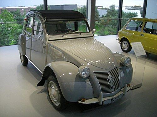 Citroën 2 CV - Manuel de réparation (1960)