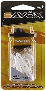 Savox SH-0257MG Super Speed Metal Gear Micro Digital Servo by HRP (Prop Brands) (English Manual)