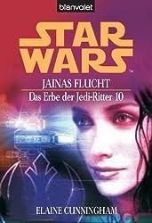 Star Wars^ Das Erbe der Jedi-Ritter 10: Jainas Flucht BD10