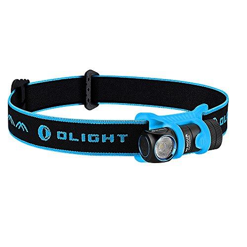 Olight® H1 Nova NW LED Lampe Stirnlampe Taschenlampe Multi-funktion - universell, praktisch und neutralweiß Version