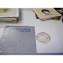 YOKO ONO 45 RPM It Happened / Walking On Thin Ice