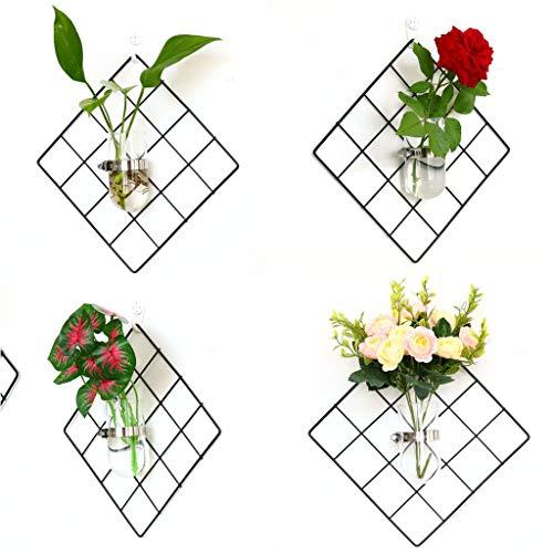 Wandvase , Chahe TM , Wandhalterung GlaspflanzgefäßE WandpflanzgefäßE LuftpflanzgefäßE Wandpflanzgefäß -
