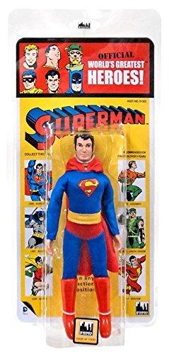Action Figuren-DC RETRO Kresge Stil # 1Superman 20,3cm dck0100