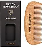 PERCY NOBLEMAN Beard Comb - Holzkamm - handemade