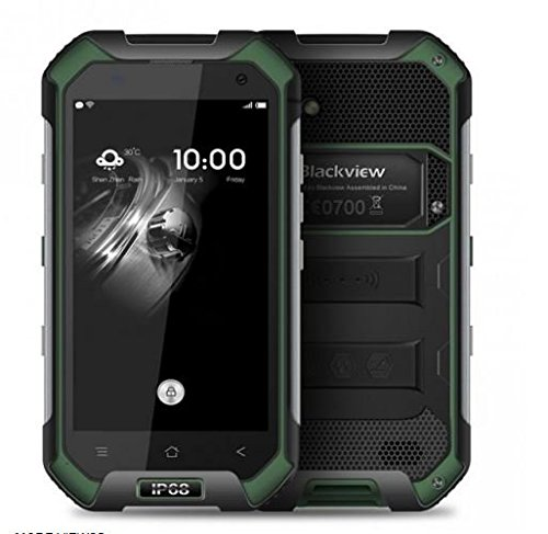 """Blackview BV6000 IP68 Tri-Proof Impermeabile Smartphone 4.7"""" 4G FDD-LTE 64Bit Octa-core 2.0GHz 13.0MP Android 6.0 NFC Compass GPS+GLONAS"""