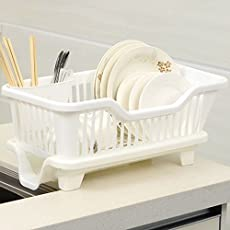 Sterling Plastic Great Kitchen Basket Organizer, Multicolour