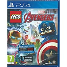 LEGO Marvel Avengers incluye Thunderbolts ANT-Man civil-war charachter paquetes PS4