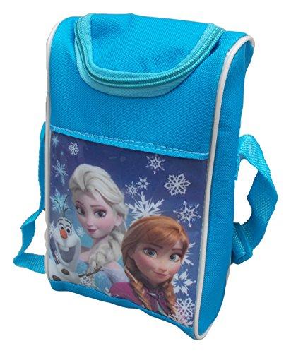 Disney Bolsa TÉRMICA Frozen Elsa Anna Olaf Ocio Trip