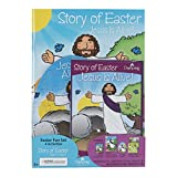 DaySpring Inspirational Story of Easter Activity - Conjunto de actividades