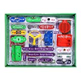 Arshiner 355 Electronics Discovery Kit, Smart Electronics Block Kit,Educational Science Kit Toy,Best DIY Toy