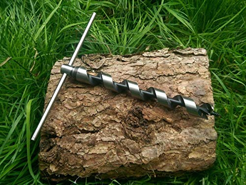 XL Scotch Eyed T Schlangenbohrer für Bushcraft & Survival Trapping para-Seil Polyseil