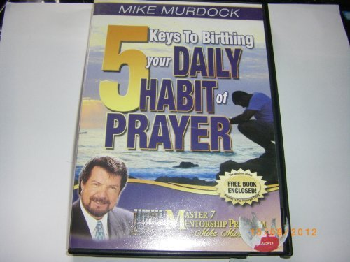 Preisvergleich Produktbild 5 Keys to Birthing Your Daily Habit of Prayer