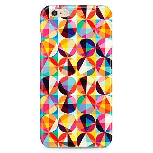 Queen Of Cases Coque pour Apple iPhone 5S Motif cercles Pop-Premium Multicolore en plastique