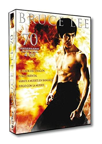 Bruce Lee (70 aniversario) [DVD]