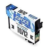 Jofoce Tintenpatrone für EPSON T0711 T0712 T0...Vergleich