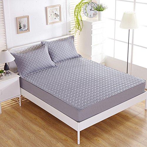 Bettlaken/bett sets/tagesdecke/matratzenbezug/wasserdicht und dicker anti-mite-matratze schutzhülle-A 120x200cm(47x79inch)