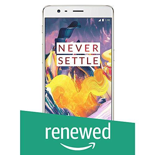 (Renewed) OnePlus 3T (Gold, 64GB)