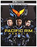 Pacific Rim: Uprising 4K [Blu-Ray] [Region Free]