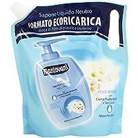 Mantovani - Sapone Liquido Neutro, Formato Ecoricarica, Pelle Sensibile, Talco