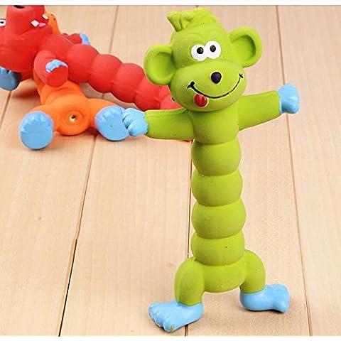 Animali domestici dentifricio giocattoli in vinile sfiato giocattoli da compagnia