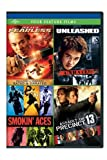 Jet Li's Fearless / Unleashed / Smokin Aces (4pc) [DVD] [Region 1] [NTSC] [US Import]