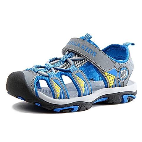 Sandale Enfant - Chaussure Plates Sandales d'été Ouvertes Sabots de