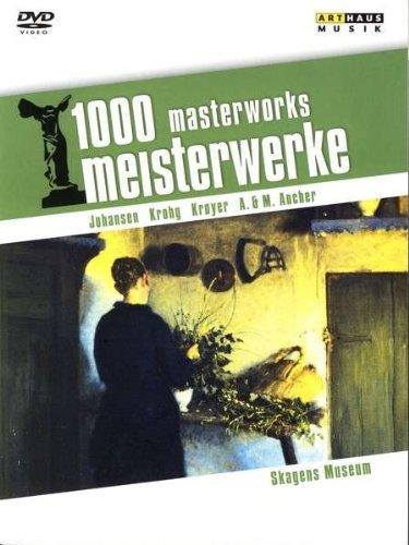 Preisvergleich Produktbild 1000 Meisterwerke - Skagens Museum