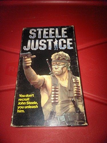 Bild von Steele Justice [VHS]