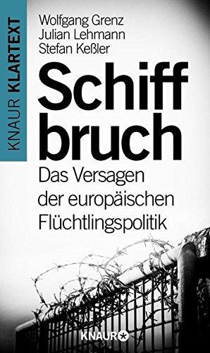 Buchseite und Rezensionen zu 'Schiffbruch' von Wolfgang Grenz