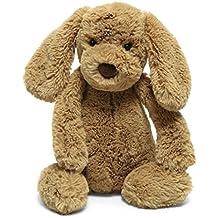 Jellycat Bashful Toffee Puppy, Medium - 12 Size: Medium - 12, Model: BAS3TPUS, Toys & Gaems