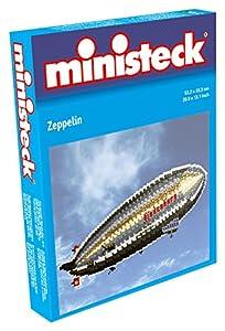Ministeck 31819 - Zeppelin, tableros, 1900 Piedras y Accesorios