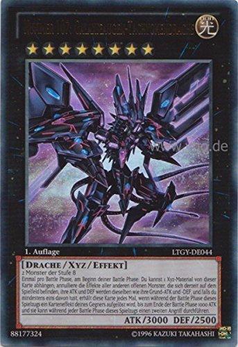 LTGY-DE044 Nummer 107: Galaxieaugen-Tachyonendrache Ghost Rare