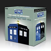 Doctor Who Collection Three: The Lost TV Episodes (1966-1967) (BBC Audio)