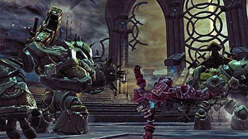 Zoom IMG-1 nordic games darksiders 2 deathinitive