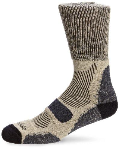 Bridgedale Herren Cool Fusion Light Hiker Socken, Indigo, 12+ -