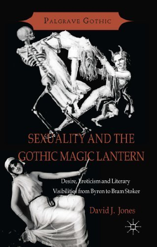 Sexuality and the Gothic Magic Lantern: Desire, Eroticism and Literary Visibilities from Byron to Bram Stoker (Palgrave Gothic) by Jones, David J. (2014) Hardcover