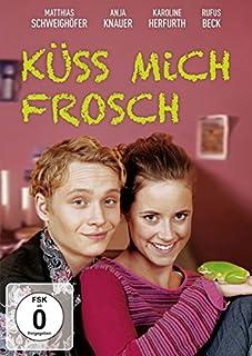 Küss mich Frosch