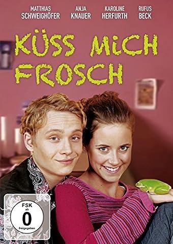 Küss mich Frosch (Romantische Kuss)