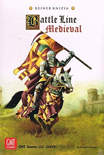 Tactical Wargame Battle Line - Medieval Edition