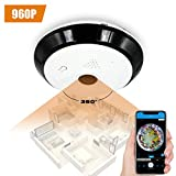 360 Smart Wireless IP Camera 960p Home Security Wifi Camera Smart Baby Monitor Motion Detection Night Vision Surveillance security camera 360° Wide Angle View Two-way Audio Plug and Play SWINWAY