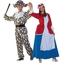 Amazon.it: Costume Carnevale - COLOMBINA