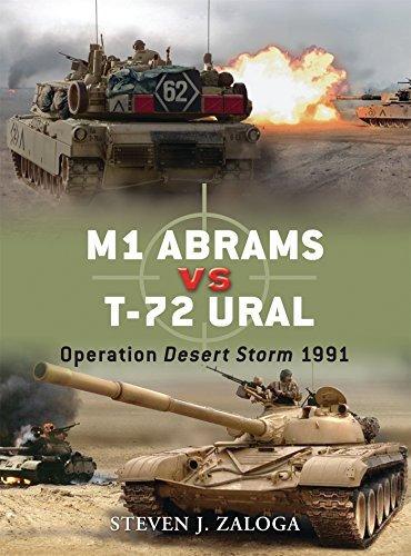 M1 Abrams vs T-72 Ural: Operation Desert Storm 1991 (Duel) by Steven J. Zaloga (2009-08-18)